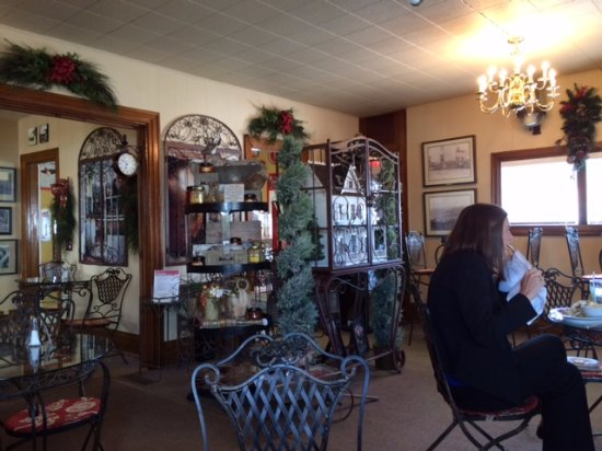 Morehead, KY: Interior view of the restaurant
