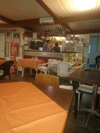 Italian Riviera, Italia: Ottimo....antispasti....primi e eccellente frittura