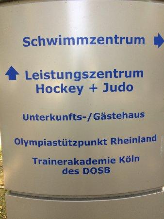Photo of Gaestehaus der DSHS Cologne