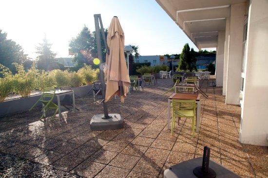Champniers, Frankrijk: The Terrace