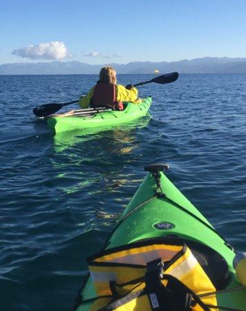 Tahoe City Kayak: Tahoe kayak trip