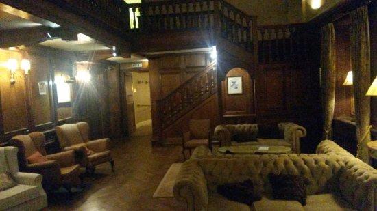 Cadnam, UK: Lounge