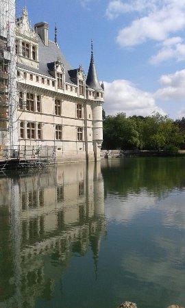 Azay-le-Rideau, Frankrike: 20160908_134654_large.jpg