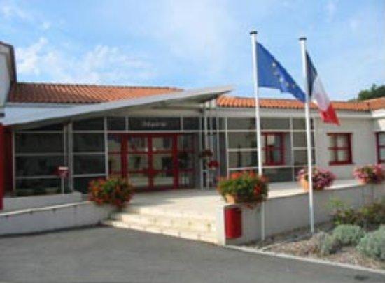 Mairie de Lamonzie Saint-Martin