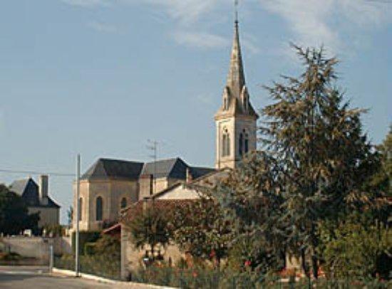 Eglise Saint Roch le Monteil