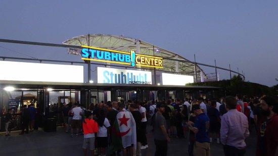 Carson, كاليفورنيا: Turnstiles