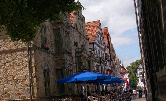 Rinteln, Germania: В центре