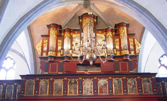 Rinteln, גרמניה: Кирха св. Николауса