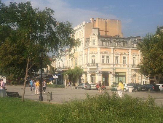 Freedom Square: Ruse özgürlük meydanı