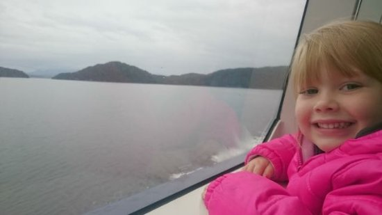 Te Anau Glowworm Caves: Travel by boat to the caves