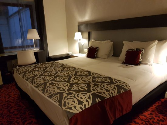 Hotel Palazzo Zichy: Stylish and comfortable rooms