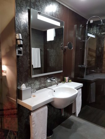 Hotel Palazzo Zichy: Spotlessly clean