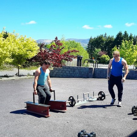 Real World Combat And Fitness