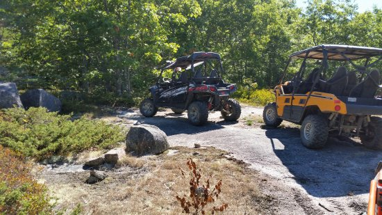 Hancock, ME: Awesome trails