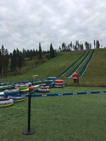 Vail Mountain Resort: tubing