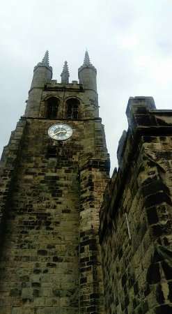 Tideswell, UK: Lovely walks and interesting place