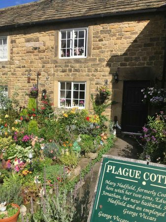 Eyam, UK: Beautifil views