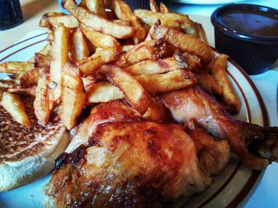 Real Quebec Bbq Chicken Cote St Luc Bbq Montreal Traveller