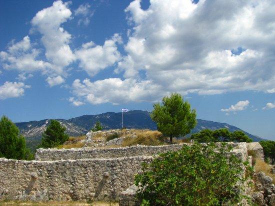 Peratata, Grecia: Вершина