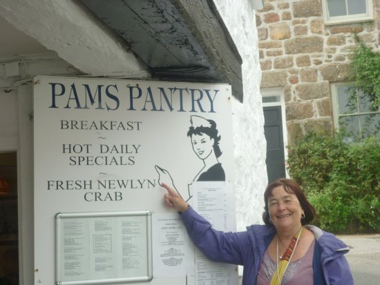 Mousehole, UK: I'm Pam too!