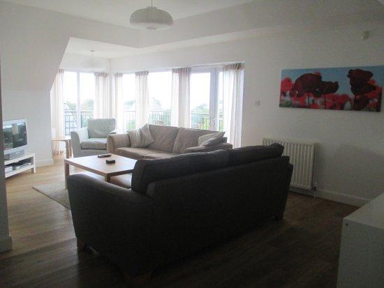 Turnberry, UK: Living room 1