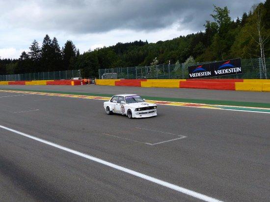 Circuit de Spa-Francorchamps : Et c'est parti...