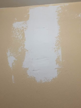 Union City, Τζόρτζια: Walls needed painting throughout