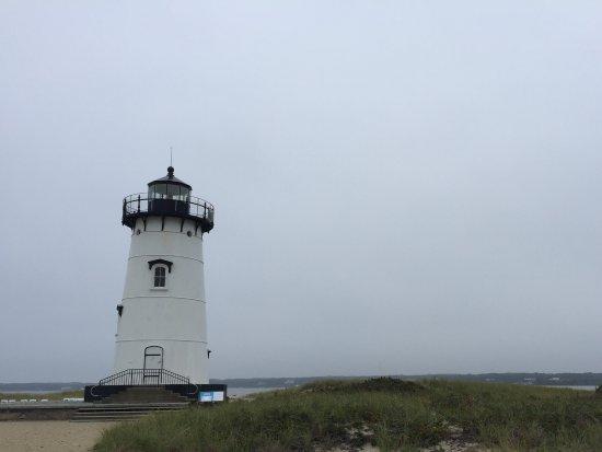 Edgartown Lighthouse: A wonderful quiet beach