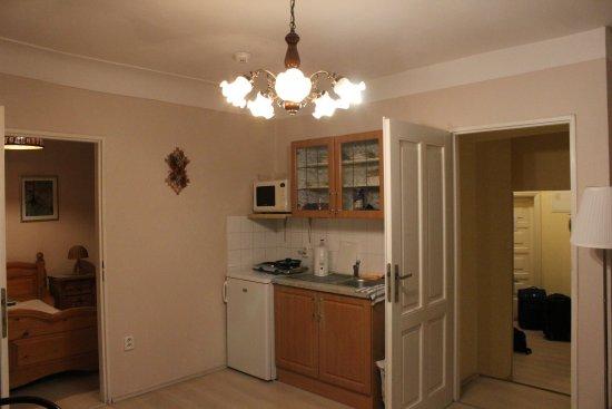 Pushkin Apartments: Вид из гостинной