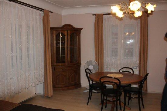 Pushkin Apartments: Гостинная