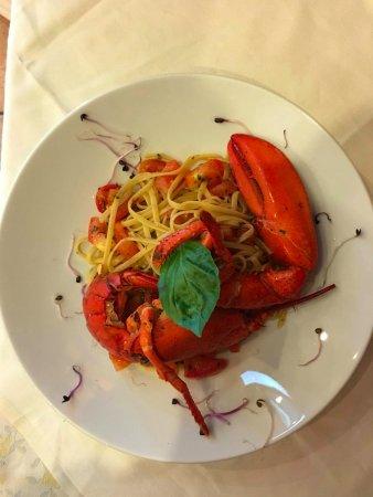 Caldonazzo, Italien: Primo di Pesce