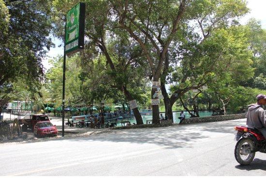 Monumento Natural Las Marias