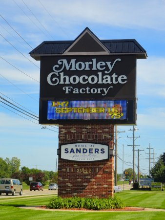 Clinton Township, MI: Morley Chocolate Factory