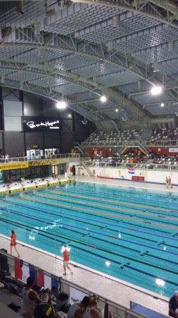 De Tongelreep Swimming Paradise: Vasca da competizione