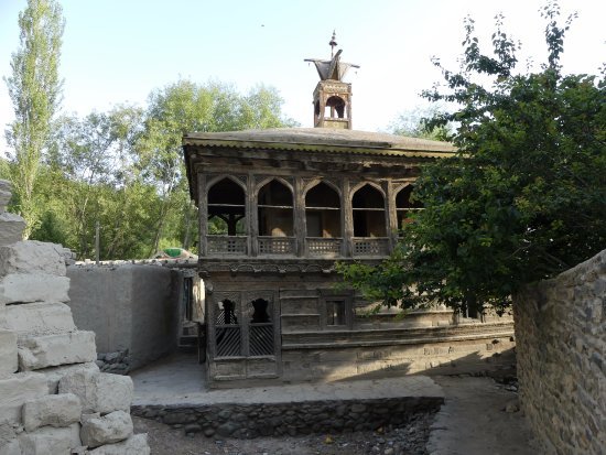 Shigar, Pakistan: Old Nurbakshi mosque