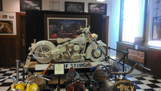 Sturgis Motorcycle Museum & Hall of Fame: Nice Harley