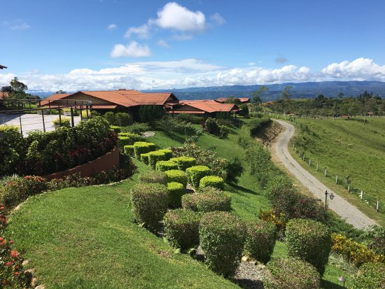 San Isidro de El General, Costa Rica : Boutique Hacienda Altagracia