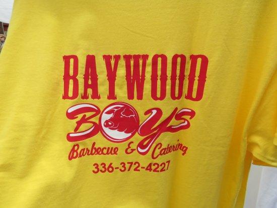 Sparta, Carolina del Norte: T-Shirt