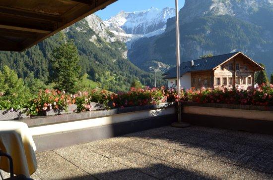 Hotel Gletschergarten: View from room