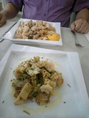 Rioveggio, İtalya: Mari & Monti