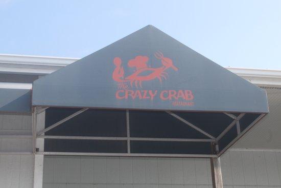 Reedville, Wirginia: The Crazy Crab