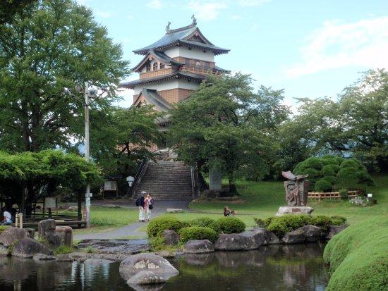 Takashima Castle照片