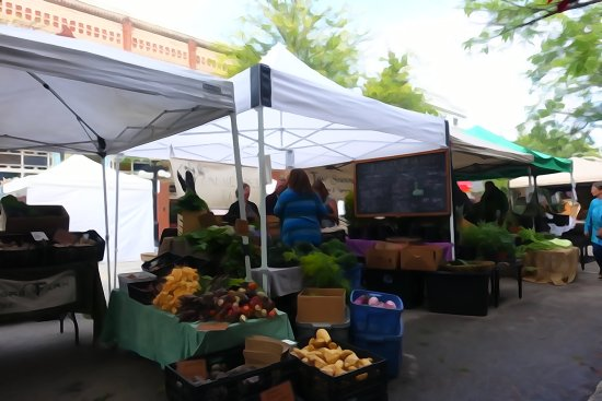 Farmers Market in Nelson BC