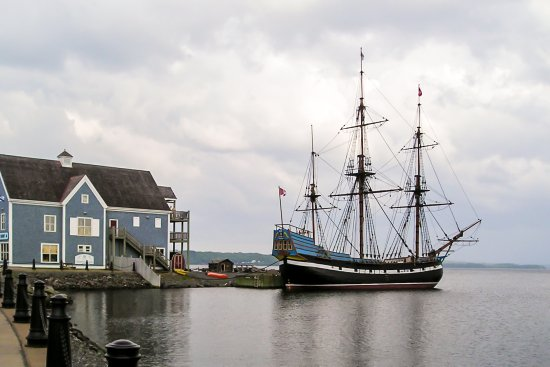Pictou, Canadá: The Ship and Museum