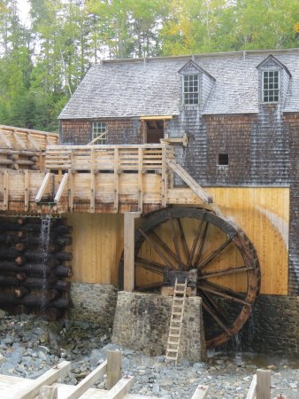Lower Prince William, Kanada: Mill