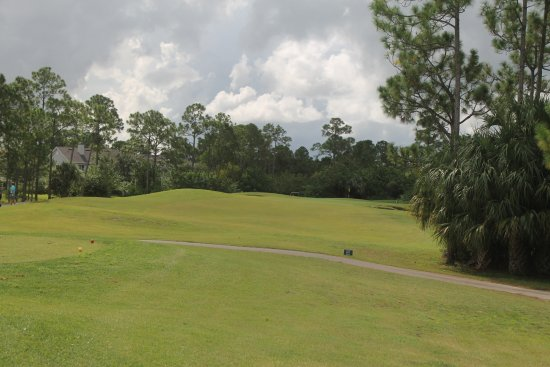 Palm Bay, FL: Nice fairways