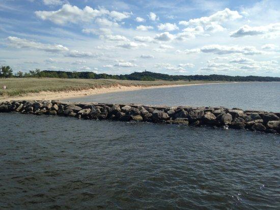 Saugatuck, MI: out to Lake Michigan