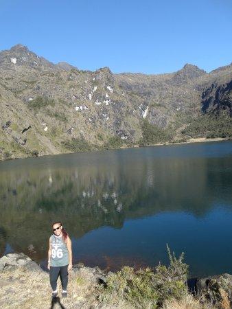 Mount Hagen, Papua New Guinea: Lake 1 (Yando)
