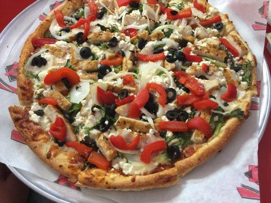 Sandwich pizza house omd men om restauranger tripadvisor for Classic house of pizza bolton ma