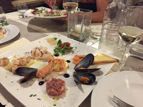 Tirrenia, Italy: Piatti fantastici e di qualità!! Bravi :)